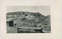 Thompson Shaft From Elkton Mine