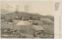Vindicator and Lillie Mines, Bull Hill District, Cripple Creek District, Colo.