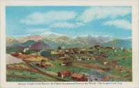 Altman, Cripple Creek District, the Highest Incorporated Town in the World - The Cripple Creek Trip