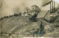 Stratton C.C.M. & D. Co. Logan Shaft in the Cripple Creek Mining District