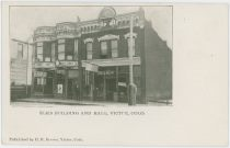 Elks Building and Hall, Victor, Colo.