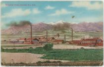Reduction Works, Colorado City, Colo.