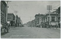 Victor Ave - Looking West.