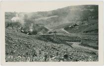 AB. Lincoln Mine Cripple Creek Colo