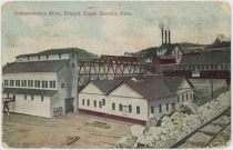 Independence Mine, Cripple Creek District, Colo.