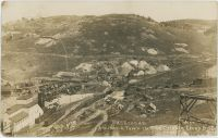 Anaconda A Mining Town In the Cripple Creek Dist.