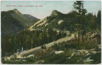 Devil's Slide, Cripple Creek Short Line, Colo.