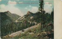 Devil's Slide, Cripple Creek Short Line, Colorado