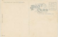 backside of Scenes of the Col. Spgs. and Cripple Creek Dist. Ry., Portland and Independence Mines, Victor, Colo.