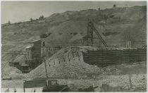 Hull City Mine, Bull Hill in the 1930-40's ? [darker]