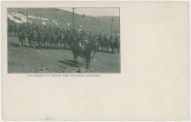 The Denver City Troop, Camp Goldfield, Colorado.