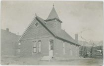 The Swedish Church in Victor, at 203 Portland Avenue.