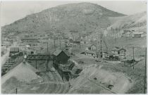A View at the Strong Mine on the Southeastern Part of Victor