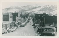 Bennett Ave. Cripple Creek Colo.