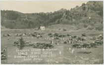 Cripple Creek & Victor Elk's Pinic Clyde Sunday August 6th 1933