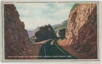 Into the Heart of the Rockies - Cripple Creek Short Line