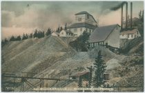 The John A. Logan Mine. Cripple Creek, Colo.